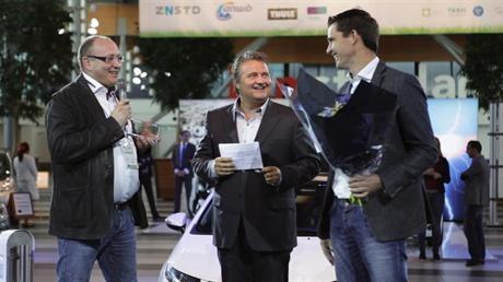 Verhuis Elektrisch wint 2 E-mobility Awards