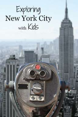 Exploring New York City with Kids and not spending top dollar.