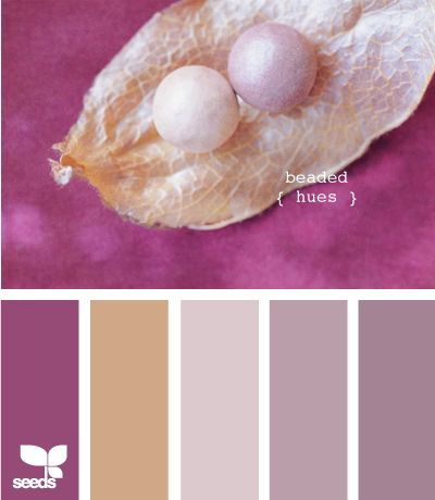 beaded hues, guest bathroom