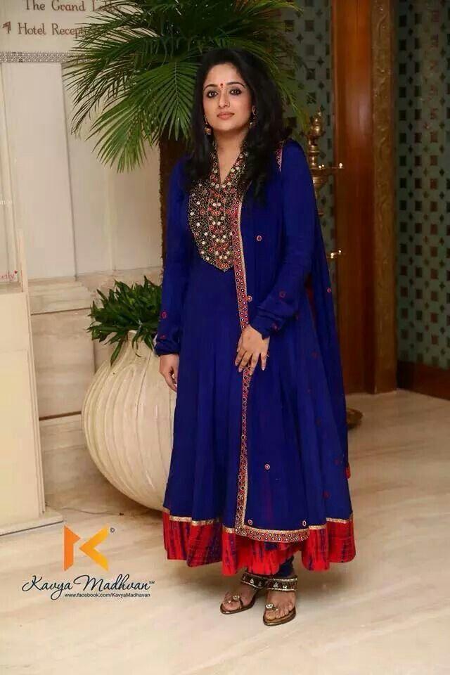 Kavya madhavan... | celebrity | Fashion, Indian designer ...