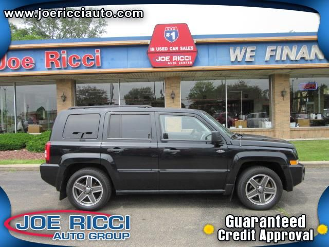 2008 JEEP PATRIOT Detroit, MI | Used Cars Loan By Phone: 313-214-2761