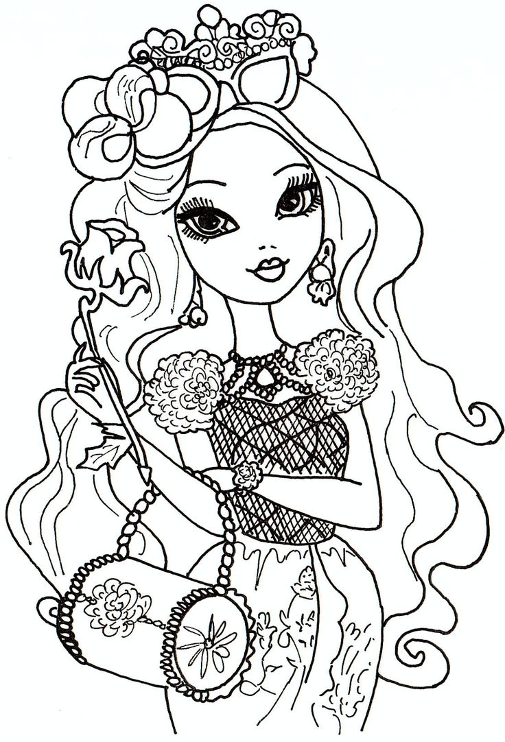 briarbeautycoloringsheetpng 10881600