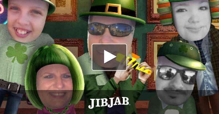 ~Happy St. Patrick's Day~ from: Marc Zanyk Mechele Leonard Danielle Zanyk Sean Zanyk & Dana Habedank :)