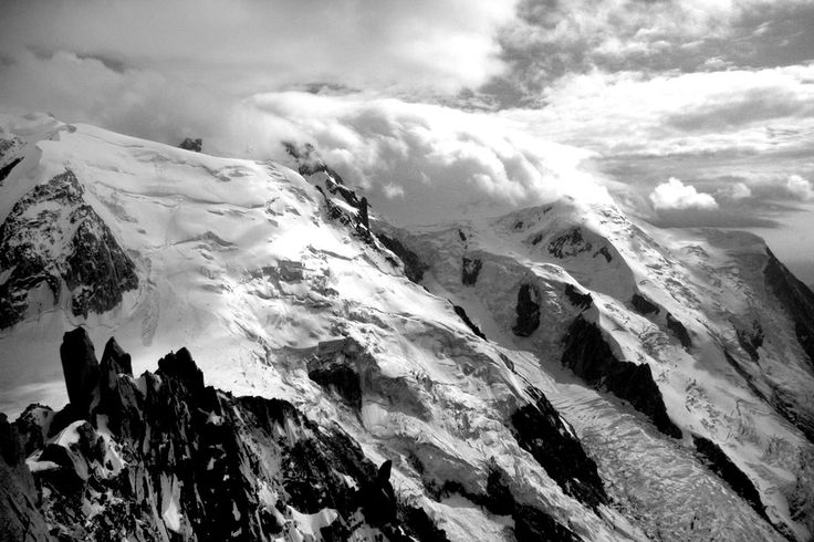 Mont Blanc Alps France worldwide photography