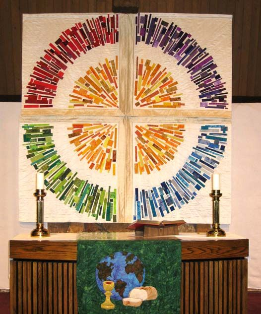 worship banners art in the church - Yahoo! Search Results