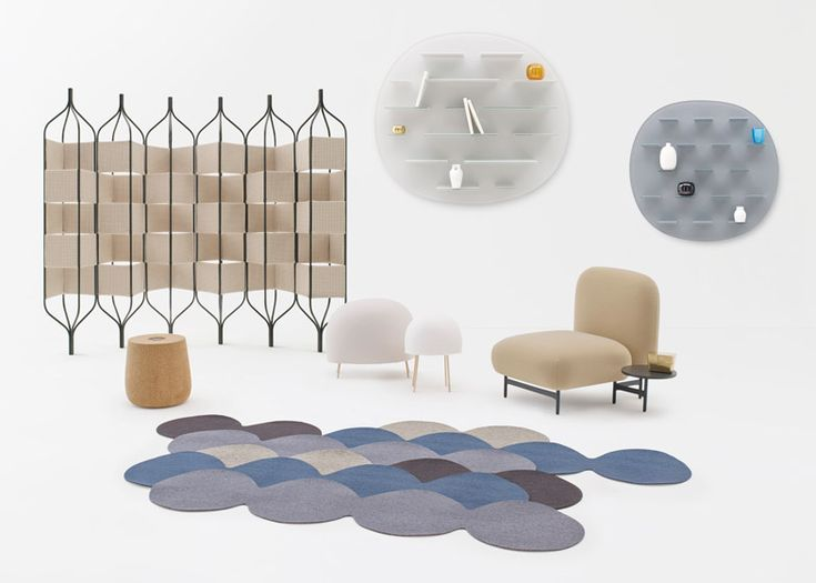 Italian designer Luca Nichetto has teamed up with Japanese studio Nendo to create a range of products which will be presented in Milan 2013