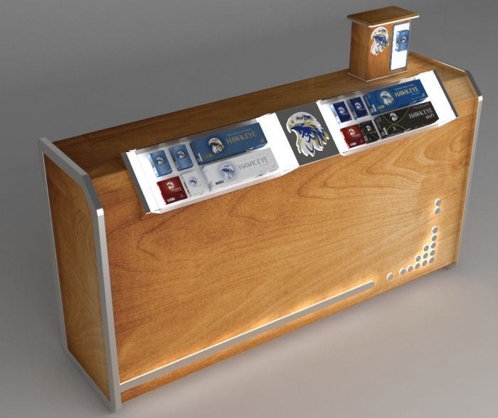 Hawk Eye Cigaette Counter Design by Rahul Dev at Coroflot.com