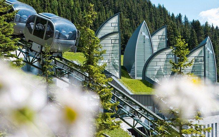 Tschuggen Grand Hotel : Arosa, Switzerland : Leading Hotels of the ...
