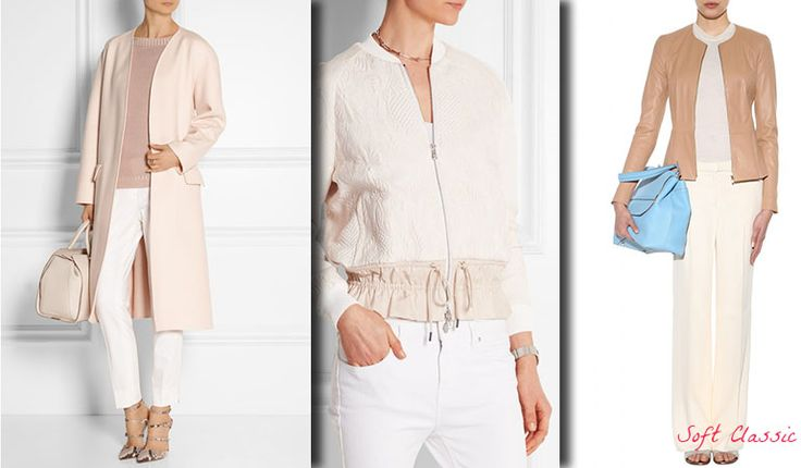 Outfits for Soft Classic (Kibbe). Typ urody Soft Classic – Miss Gracji
