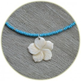 Fangipani Necklace