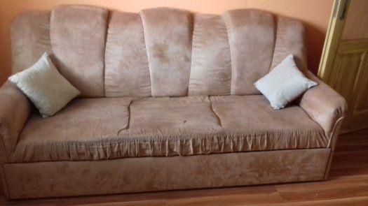 Dve kreslá A gauč Sada - Brezno, predám