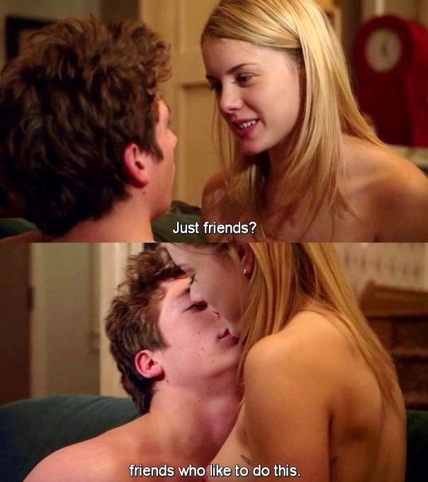 "Shameless (USA), season 2, episode 1, ""Summertime,"" aired 8 January 2012. Phillip Ronan ""Lip"" Gallagher is played by Jeremy Allen White and Karen Jackson is played by Laura Slade Wiggins."