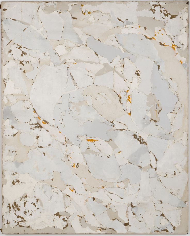 Chung Sang-hwa, 'Untitled 73-A-15', 1973, acrylic on canvas, 162.2 x 130.3 cm. Image courtesy the artist and Blum & Poe, Los Angeles.