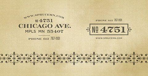 Spruce address