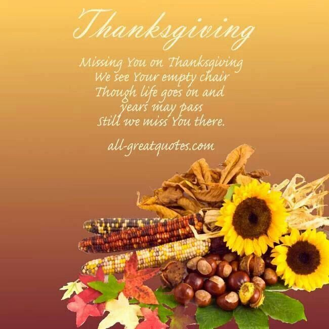 Thanksgiving In Heaven