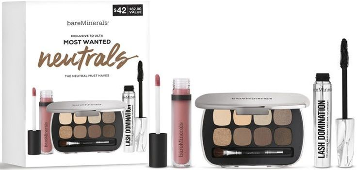 Bare Minerals Holiday 2017 Gift Sets and Palettes – Musings of a Muse #haircaregiftsets
