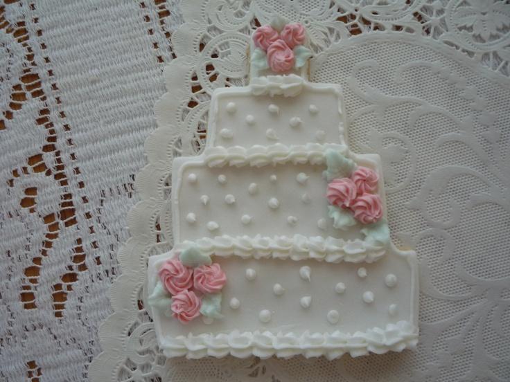 my wedding favor cookie by Kristen ayers
