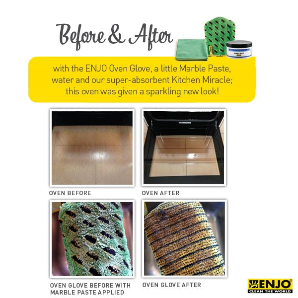 how to use enjo marble paste