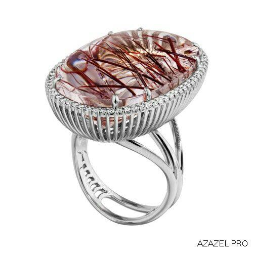 Перстень с Кварцем Ring with Quartz  #ring #арт #art #алмаз #перстень #москва #красота #россия #мода #diamond #fashion #woman #бусы #кольцо #jewelry #bijouterie #стиль #moscow #gemstone #exclusive #russia #украшения #эксклюзив #бижутерия #ювелир #top #modern #бриллиант #quartz #кварц