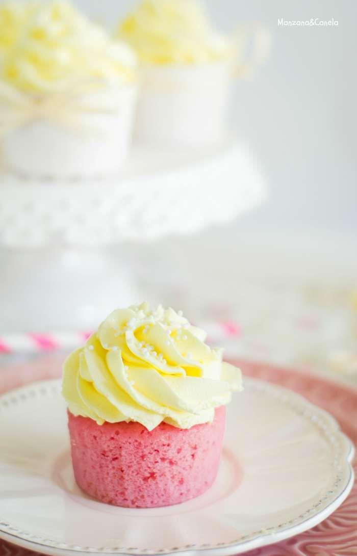 Cupcakes de limonada