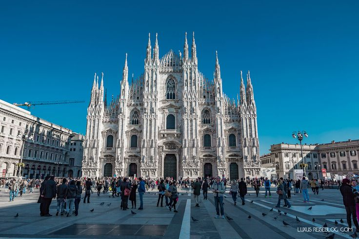 Milan Top 10 Sights, Italy - Milano, Mailand Sehenswürdigkeiten - Luxury Travel Blog #travelblog #travel #milan