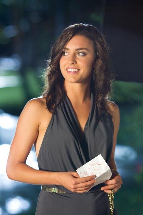 Kathryn McCormick, la protagonista femminile di #StepUp4Revolution #3D nel ruolo di #Emily