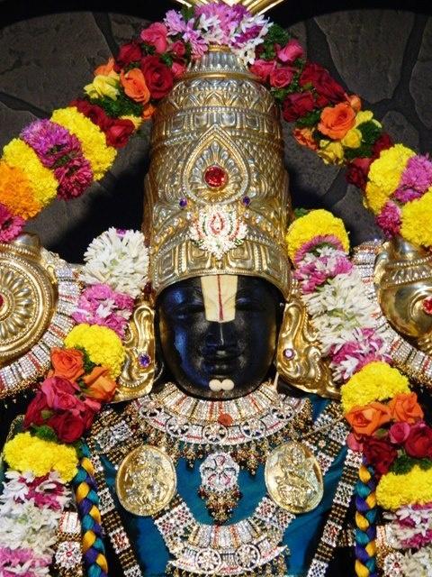 Today's Darshan (19-11-12) Lord Balaji @ISKCONPune