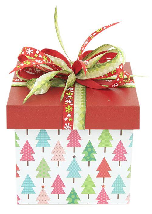 135 best navidad images on pinterest - Decoracion de cajas ...