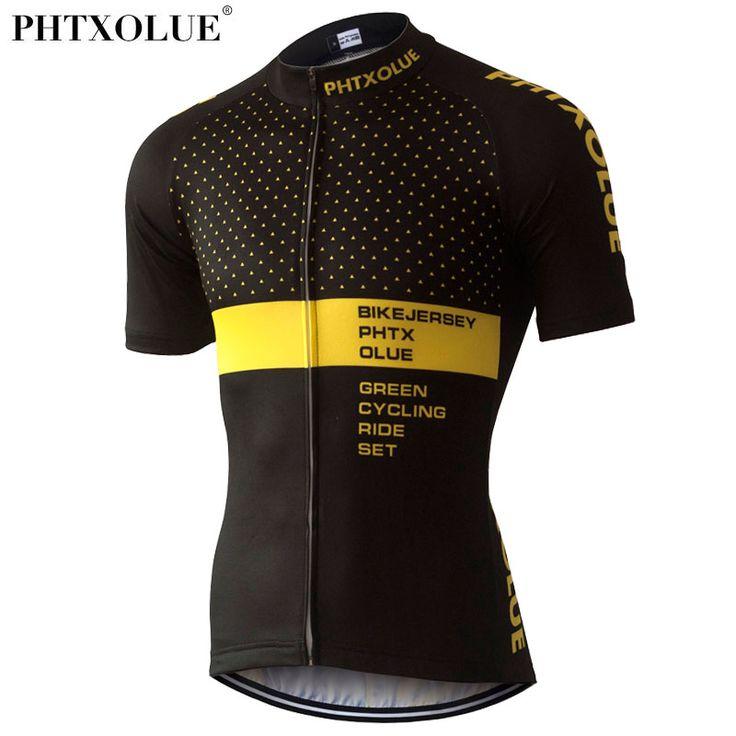 2017 phtxolue mùa hè đi xe đạp xe đạp quần áo nam/áo hàng xấp thơ ciclismo/xe đạp mountain mặc người đàn ông đi xe đạp clothing