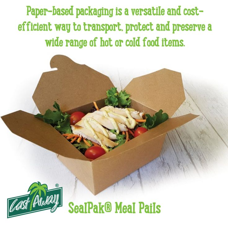 Because the richness of a food item is always beautifully conveyed in how you pack it. See bit.ly/mailpails #mealpails #foodpackaging #takeawayfood #paperfoodbox