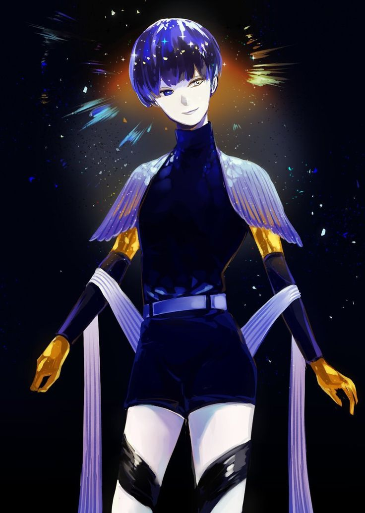 |Houseki no Kuni| Phosphophyllite
