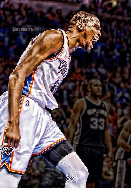 Kevin Durant...BEAST!