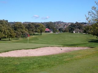 Launceston Golf Club Launceston, Tasmania, Australia
