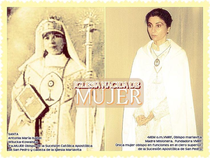 1ª Pte Madre Nuestra Vmrf - GLORIA A DIOS POR SU IGLESIA NACIDA DE MUJER!  - GLORIA A TÍ MADRE NUESTRA, VIRGEN MARÍA REINA DE LAS FLORES, SEÑORA DE LOS IMPOSIBLES POR HACER POSIBLE ESTE MILAGRO EN LA TIERRA QUE HA COMENZADO CONTIGO: EL SACERDOCIO FEMENINO!