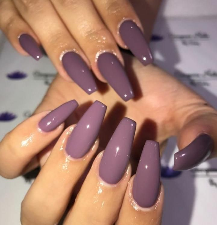 Verzierte Nägel moderne Ideen für die Sarg- oder Ballerinaart – nails