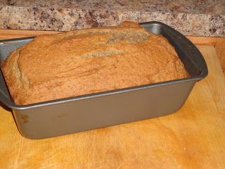 Easy Gluten Free Meals & Slow Cooker Dinners: Disappearing Gluten Free Banana Bread Recipe - Family Favorite!