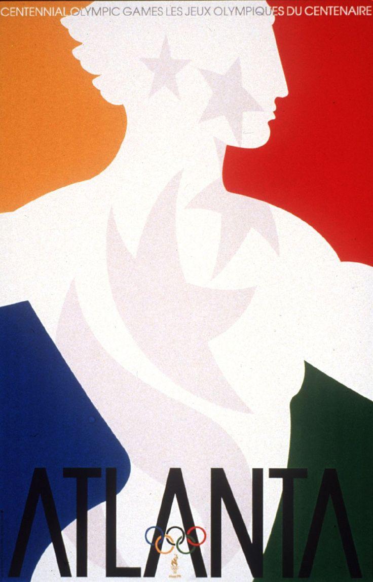 1996-Summer-Olympic–Atlanta-poster