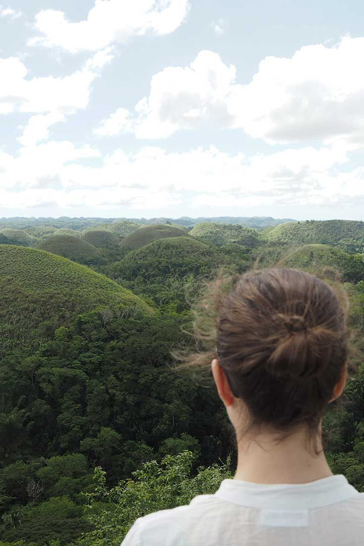 Chocolate Hills Bohol - Philippines