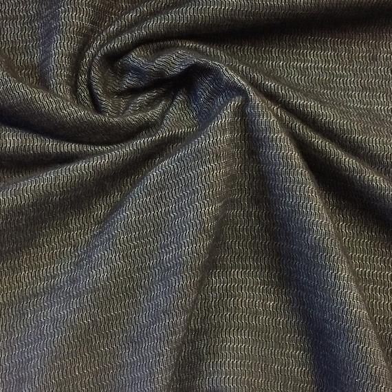 Black Weft Interfacing Fabric Fusible Iron On Woven 60″ Extra Wide Width By the Yard