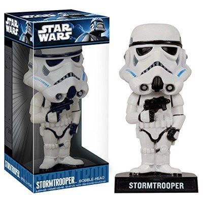 Chollo en Amazon España: Figura Funko Pop! con cabeza balanceante de Star Wars Stormtrooper por solo 9,99€ (un 37% de descuento sobre el precio de venta recomendado y precio mínimo histórico)