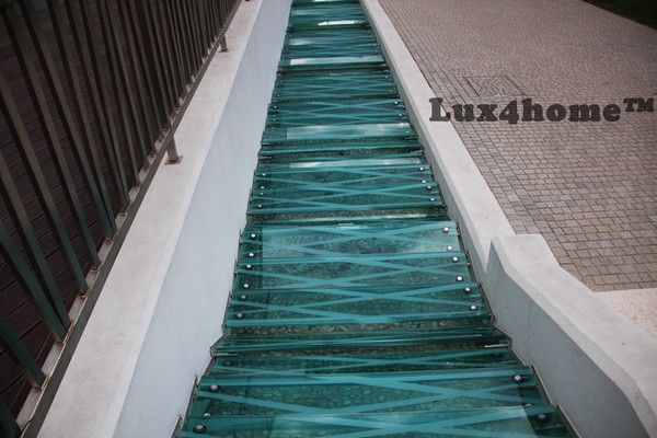 """There are beautiful places in Poland ... There in the city of #Mielec there was established #park designed by """"APA PETER PAN"""" which is an imitation of the stream using: #pebbles Taipei Green by #Lux4home ™. Entire ready made project looks like this ..."""