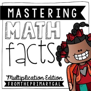 Ohhhh, math facts! We all know how important they are and we all witness many students who struggle to master them. This packet is designed to be used as a classroom intervention for students who have yet to master math facts. It is designed to be self paced and allow students to learn a few math facts at a time rather than learning all of your 1s, followed by 2s, and so on.