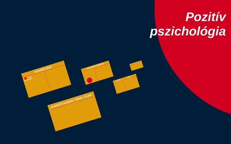 A pozitív pszichológia kialakulása * elméletei, témái, céljai * módszerei, eljárásai * korlátai, kritikái *és egy pozitív pszichológiai kísérlet