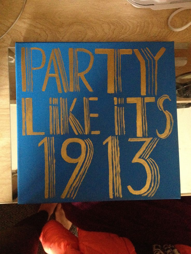 Phi Sigma Sigma Sorority Craft I made for my GBig <3