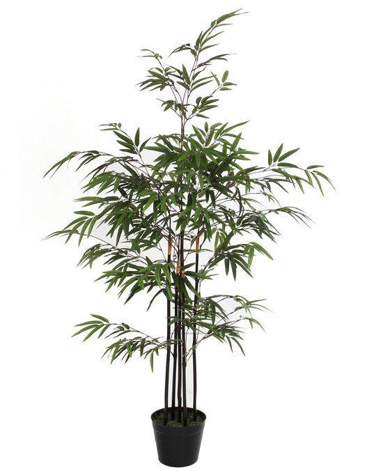 Mica® Kunstpflanze Bambus