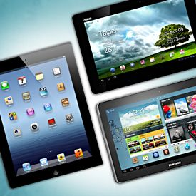 """""""New iPad vs. Top Android Tablet: Specs Compared"""" by Eugene KimEugene Kim, Technology, Tablet Surpasses, Tops Android, Ipad, Specs Compare, Techie, Android Tablet"""