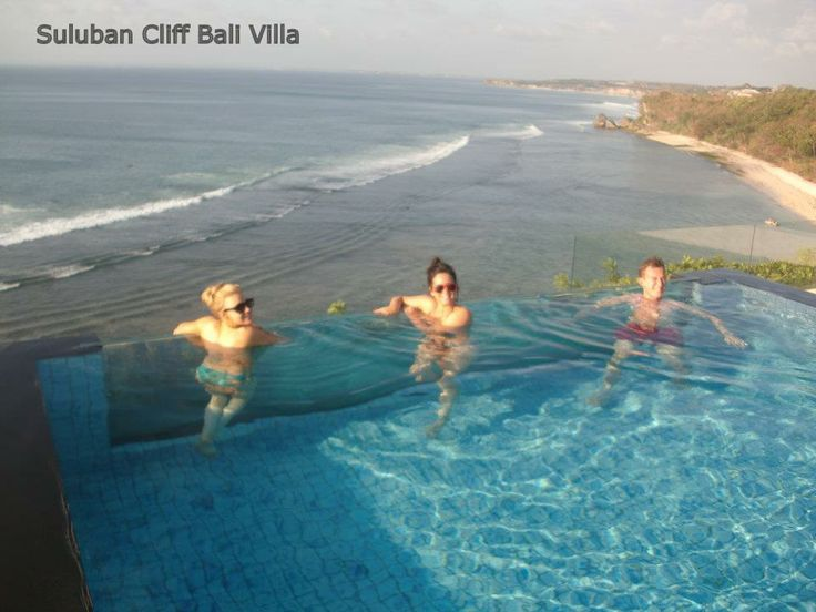 Oceanfront View and Close to the Edge at Uluwatu