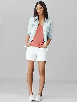 49 best How to Wear: Boyfriend Shorts images on Pinterest