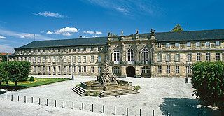 Margravial Palace Beyreuth, Germany