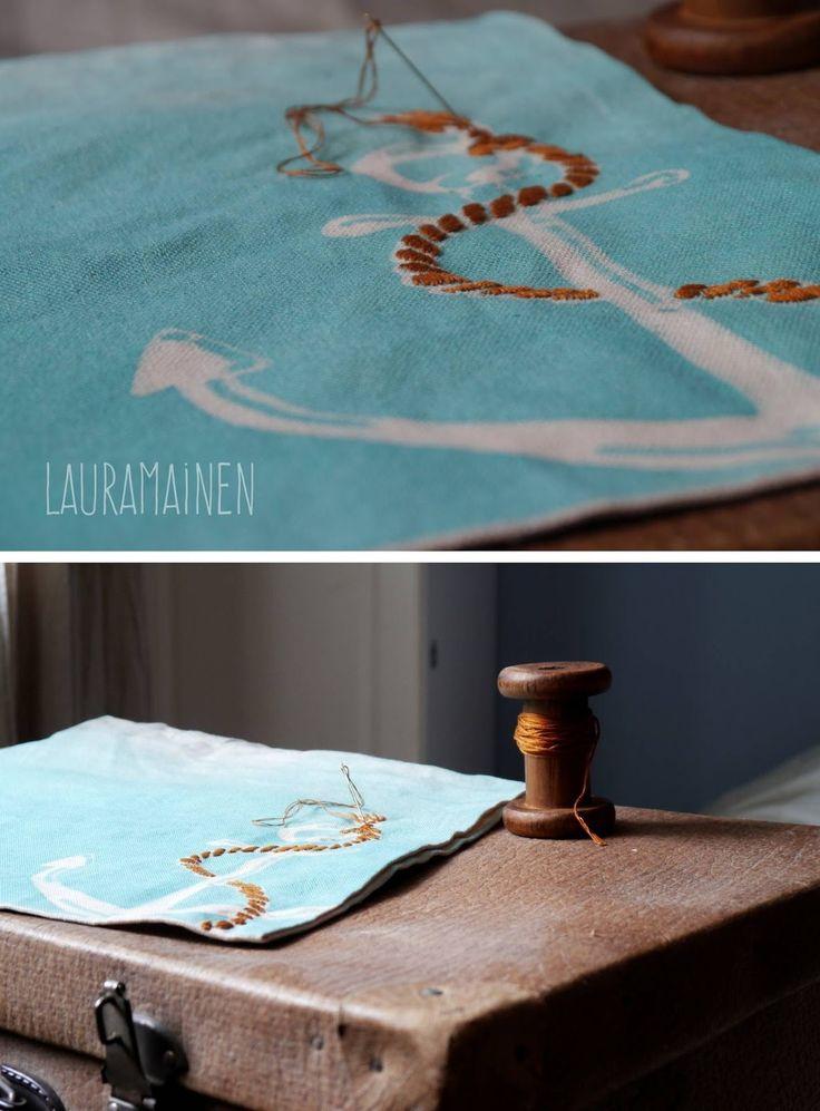 Lauramainen: Marabu Fashion spray